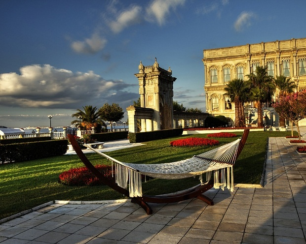 Ciragan Palace Kempinski Instanbul: The only Palace and Hotel by the Bosphorus