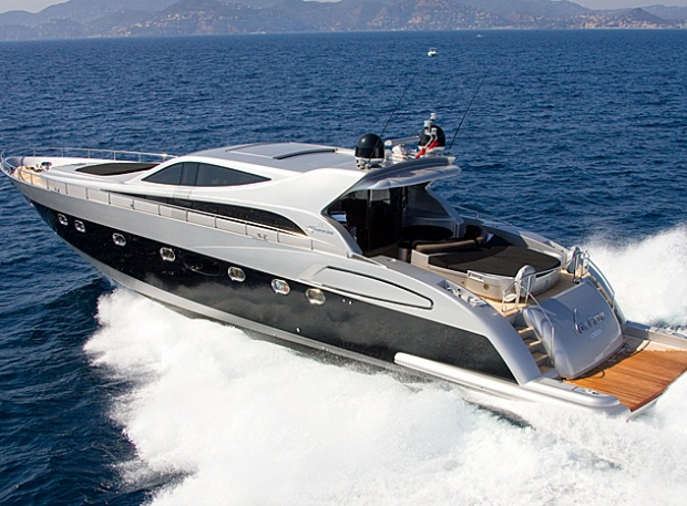 For sale von filth alfamarine 78 motor yacht for Luxury motor yachts for sale