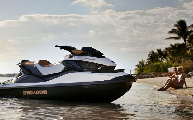 Sea Doo, Watercraft, Luxury Performance, GTX S 155, Smooth Sailing