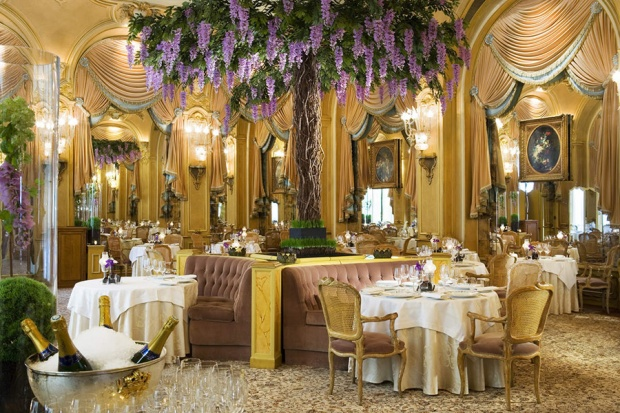 Restaurant Du Ritz Paris