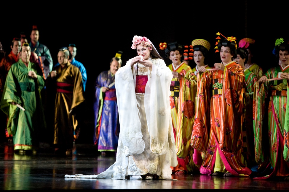 Madame Butterfly: Madama Butterfly Puccini 2015, Opéra Bastille Paris
